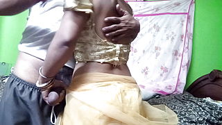 Everfirst, Desi Bhabhi In Yellow Saree Fucked By Devar