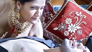Indian Hot Bhabhi Blowjob
