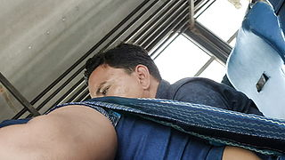 Desi Rajasthani Bhabhi Hot Stomach In Bus