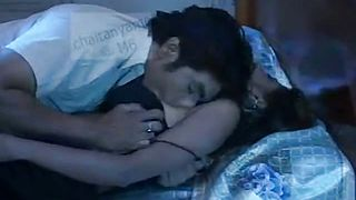 Indian Couple Adult Movie Kissing