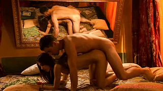 Learn and experience some intensive Kama Sutra raunchy techniques and poses in this amazingly enjoyable film