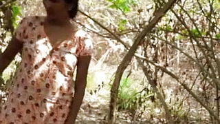 Desi GF Fucked By Her BF In The Forest (3 Clips Merged)